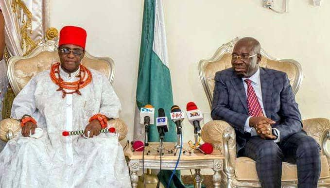 Edo 2020: Oba of Benin to invite candidates for peace pact